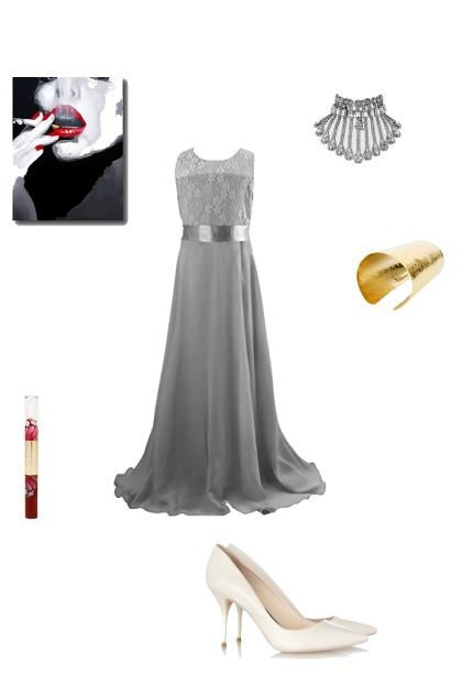 prom or fancy dress