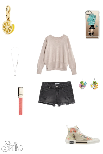 the comfy afternoon look