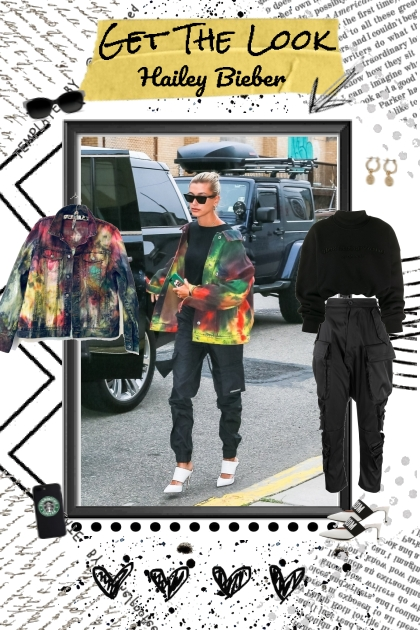 Get The Look: Hailey Bieber