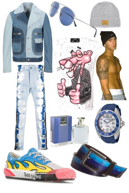 The Pink Panther- Fashion set