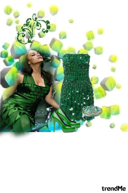 zelena ljuska