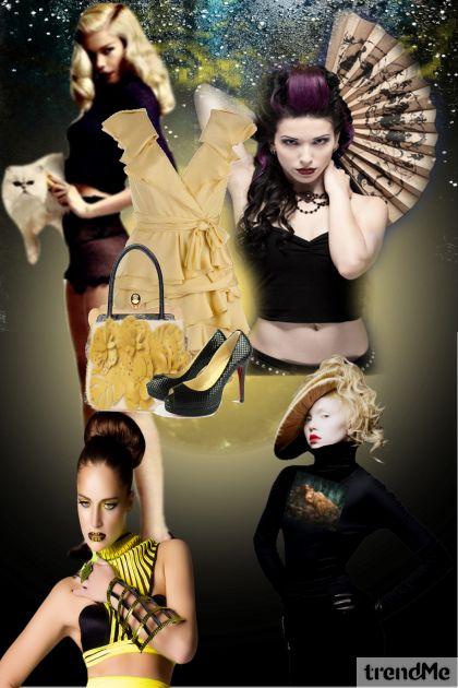 princeza tame- Fashion set