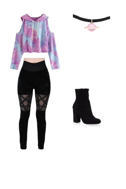 Outfit #2 (PArty outfit)