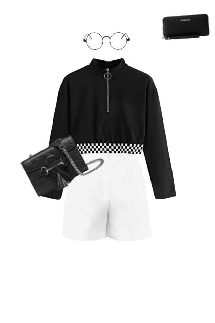 Black `n` White