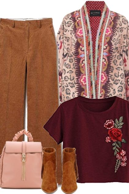 1- Fashion set