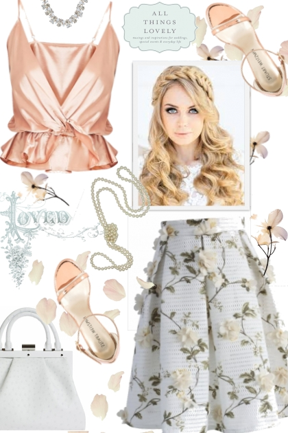 Maylady- Fashion set