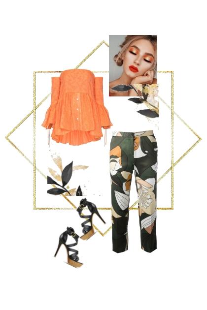 Frame72- Combinazione di moda