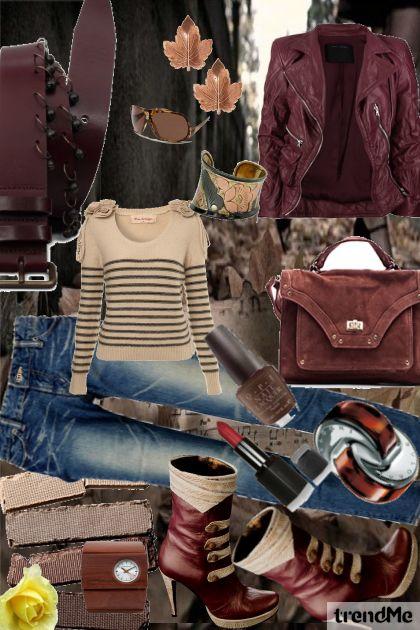 do you remember last fall...- Fashion set
