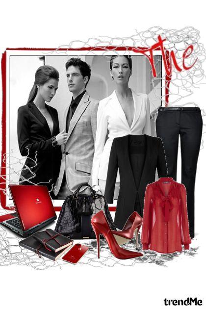 crno belo crveno