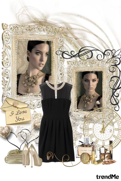 Elegant  * * * - Fashion set