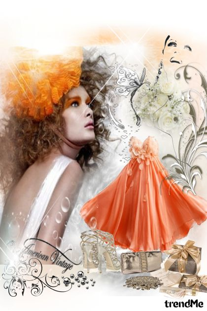 narandzasti cvet
