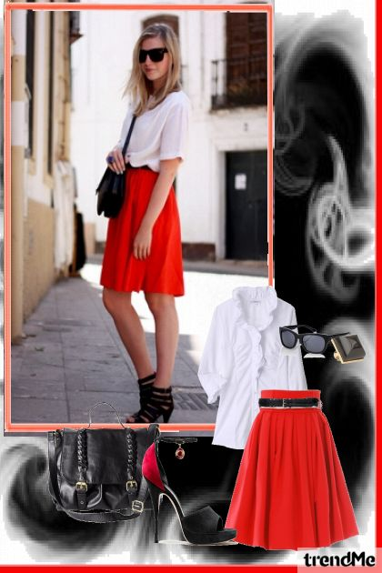 Red ***
