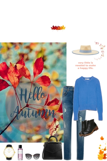 Little things about autumn