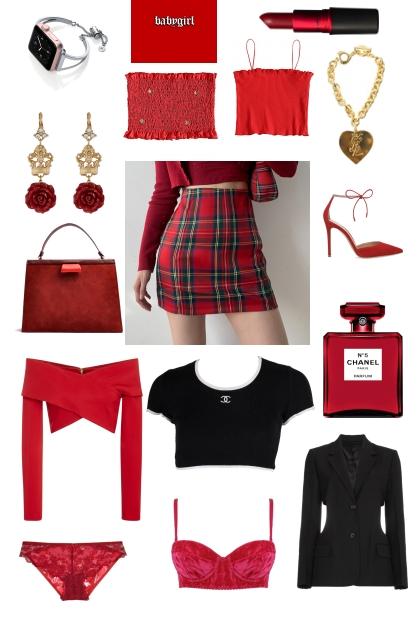 Cheryl Blossom Red