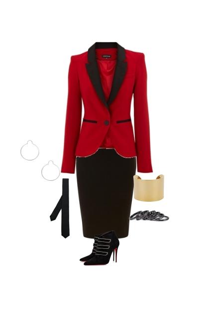 Business Wear- Fashion set