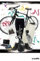 biciklom u školu...