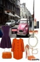 vintage daily chic-colourblocking