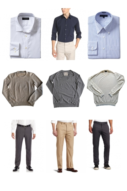 Men Style Suggestions