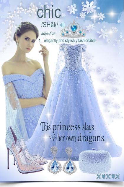A Princess- Fashion set