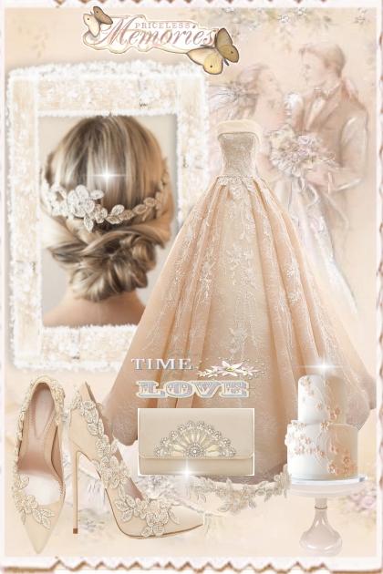 Brides in pink