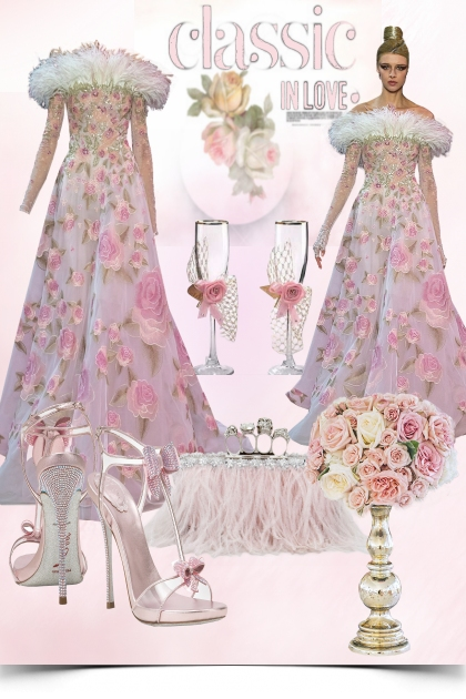 *GEORGES HOBEIKA*- Fashion set