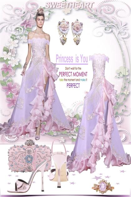* Uma Princesa *- Fashion set