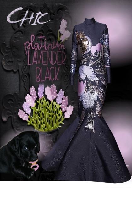 Lavander&Black