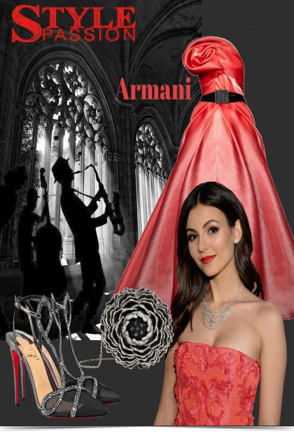 Style ARMANI