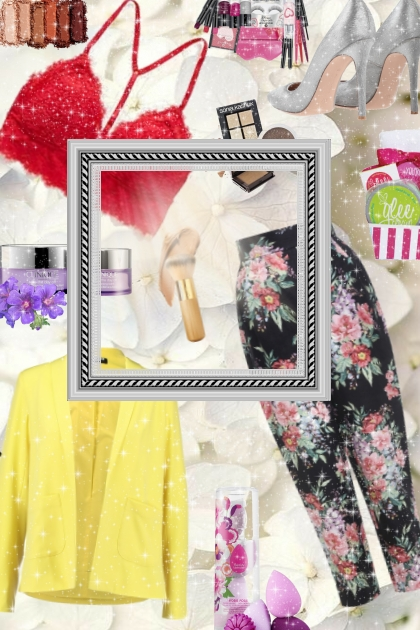 Sprinkle love- combinação de moda