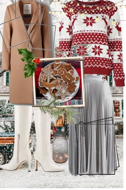 Christmas carol- Kreacja