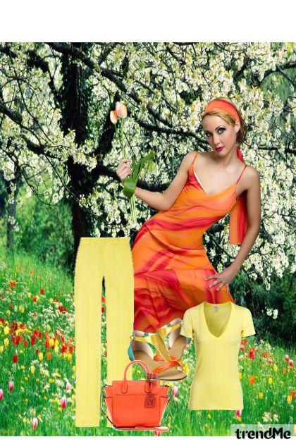 Proljetni dan..........