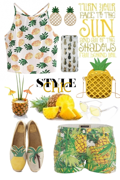 pineapple beauty