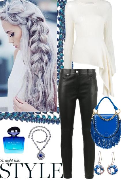 blue frost- Fashion set