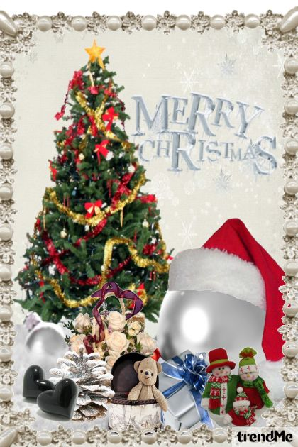 Sretan Božić mojim Trendsetterima <3