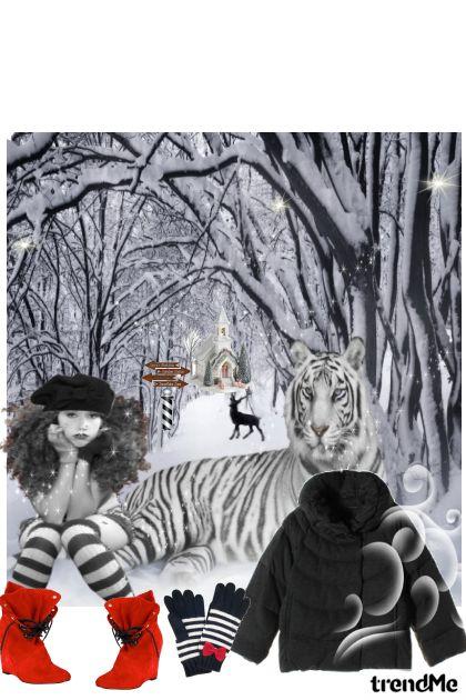 bijeli tigar
