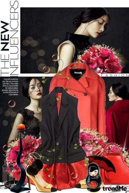 look 2/2014- Fashion set