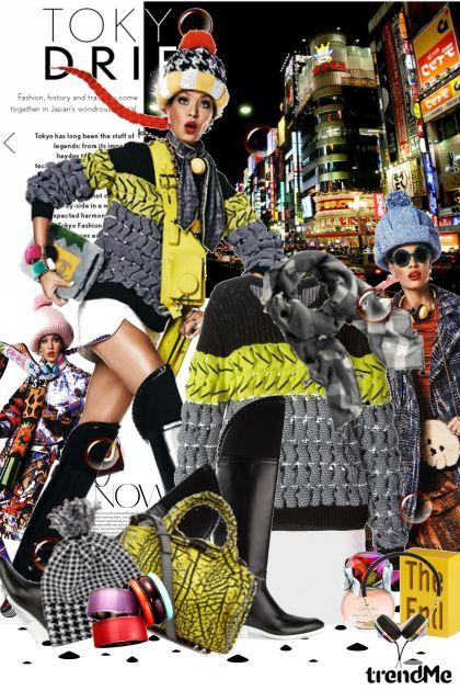 look 100/2014- Modna kombinacija