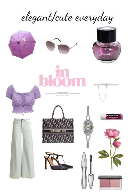 elegant cute look- Fashion set