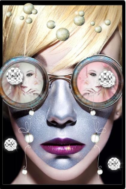 Eyewear Fantasy- Combinazione di moda