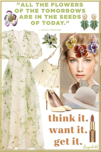 Beautiful Dress- Combinazione di moda