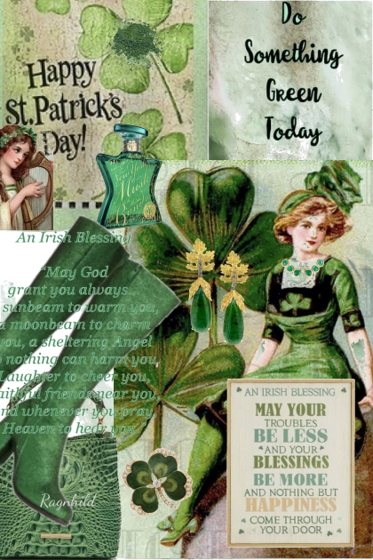 March 17th St. patrick's Day