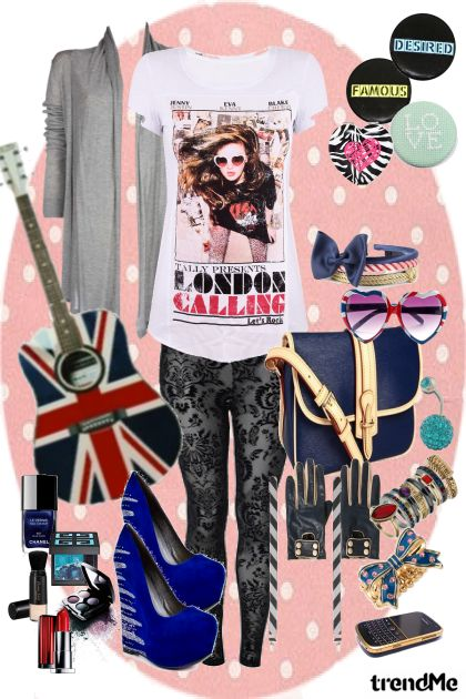 London calling..urban style..