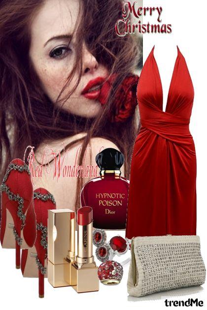 Red Wonderland <3