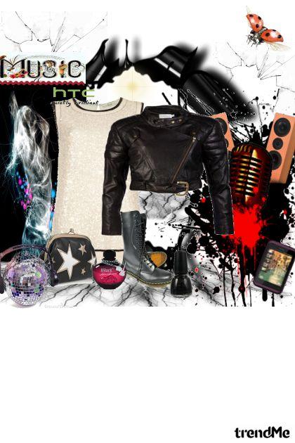 Punk - fancy combination !(: