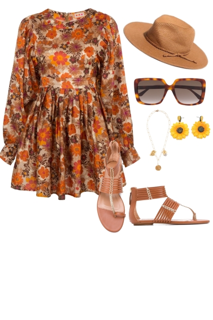 The Bohemian Weekend look for a pear shape