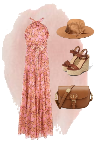 The Bohemian Evening look for a rectangle shape