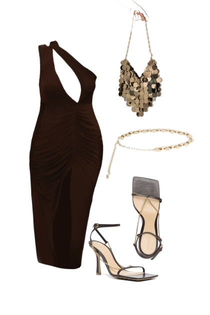 coconut dress