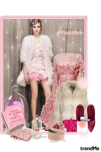 Chic pink