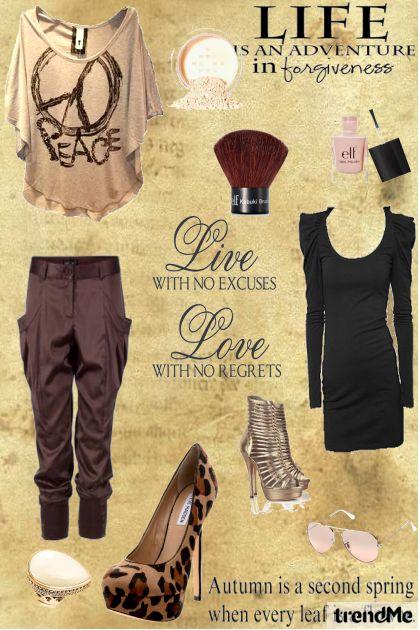 jesen- Fashion set