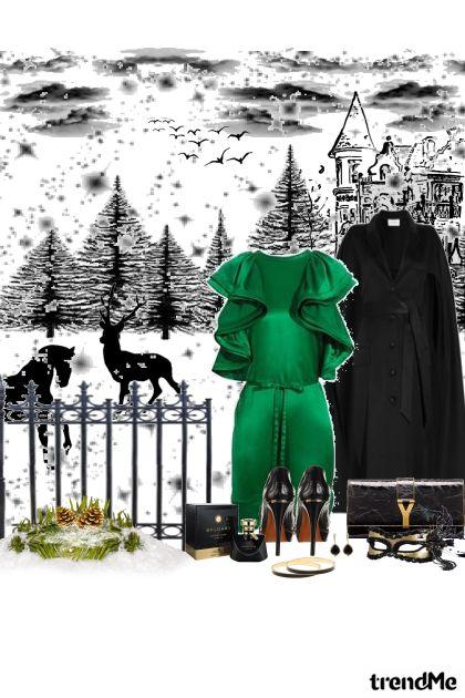 Snježni bal..- Fashion set